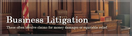 Business Litigation Lawyer in Troy Michigan | The Lucaj Law Firm - banners_litigation