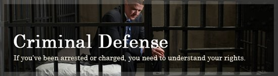 Criminal Defense Attorney in Troy - Misdemeanor | The Lucaj Law Firm - banners_subcriminaldefense