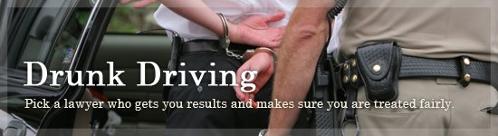 Drunk Driving Attorney in Troy, MI - DUI Lawyer | The Lucaj Law Firm - banners_subdrunkdriving